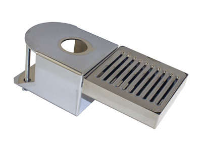 Clamp On Style Drip Tray title=